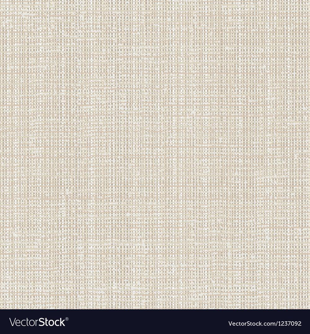 Canvas texture seamless vector