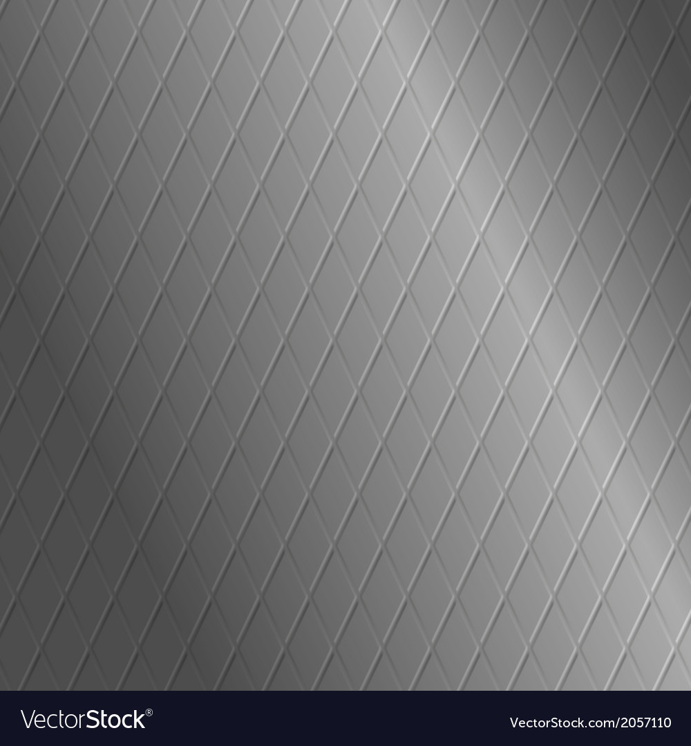 Grain-oriented metal background vector