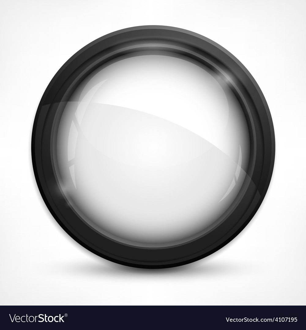 Circle design elements on vector