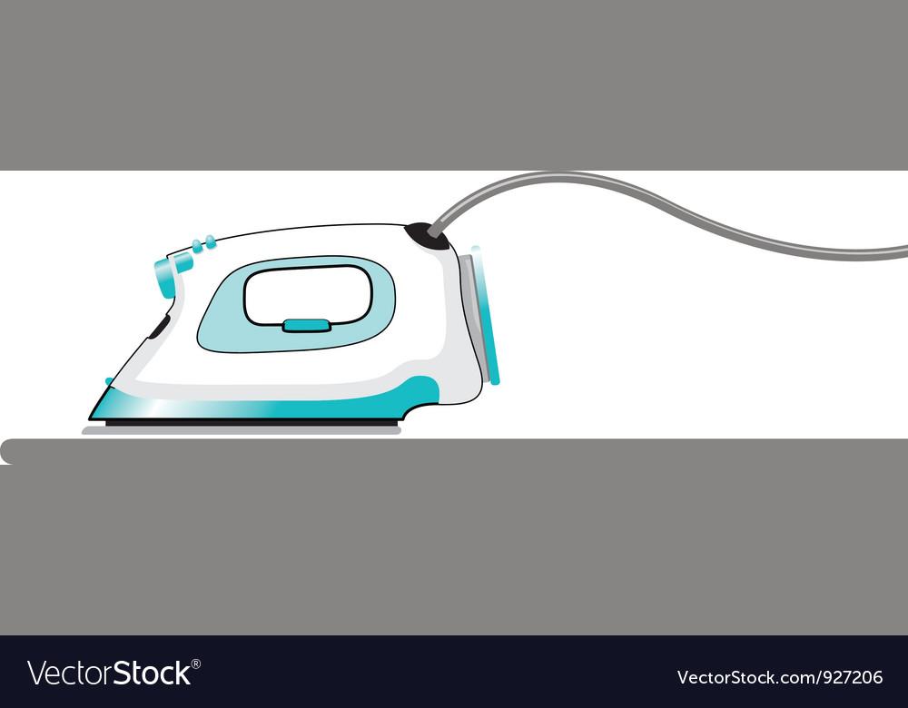 Ironing vector