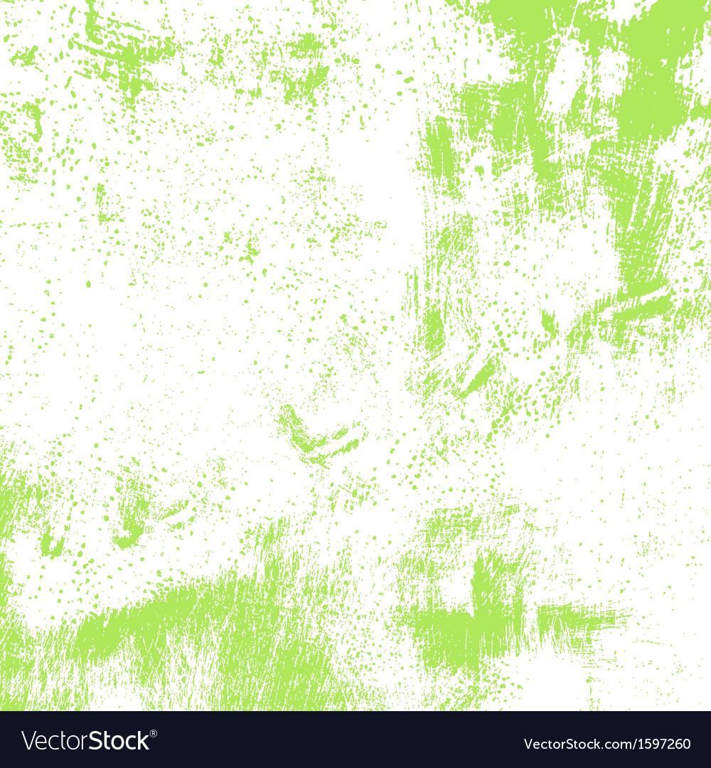Green grained texture vector