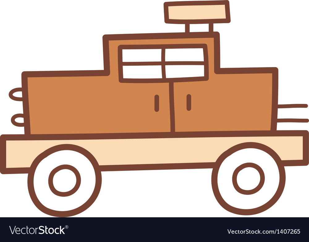 A vehicle vector