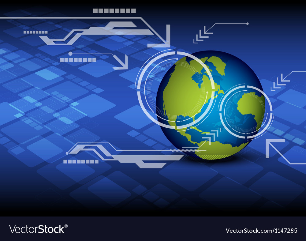 Technology with global vector