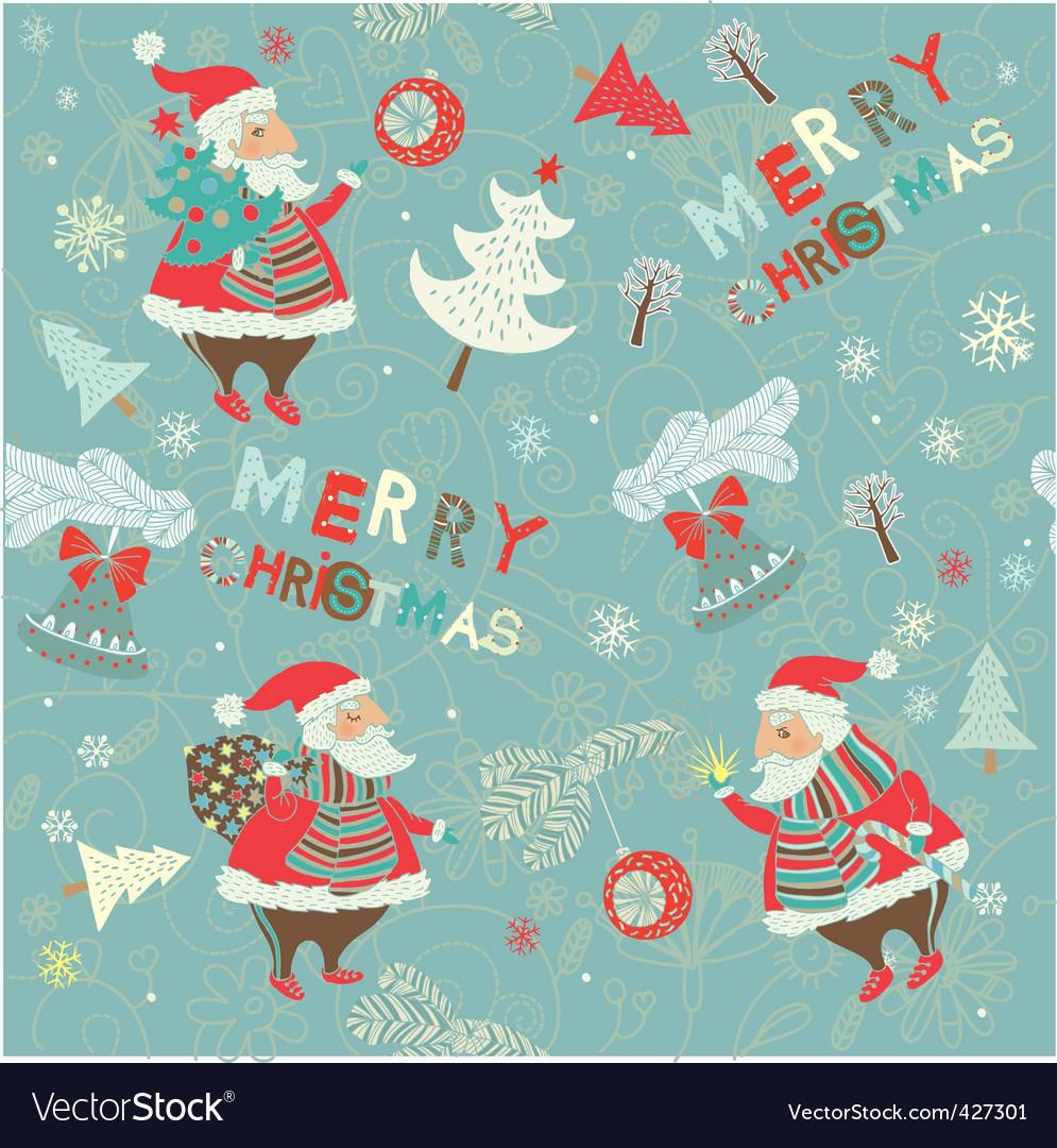 Christmas graphic design vector