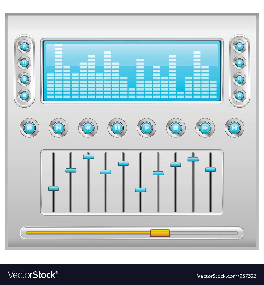 Sound control vector
