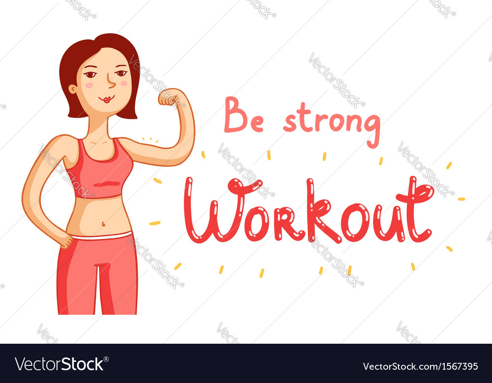 Workout vector