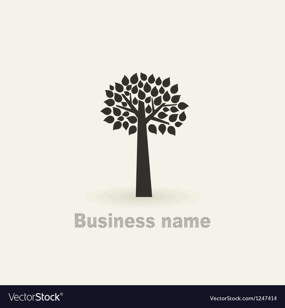 Sign a tree vector