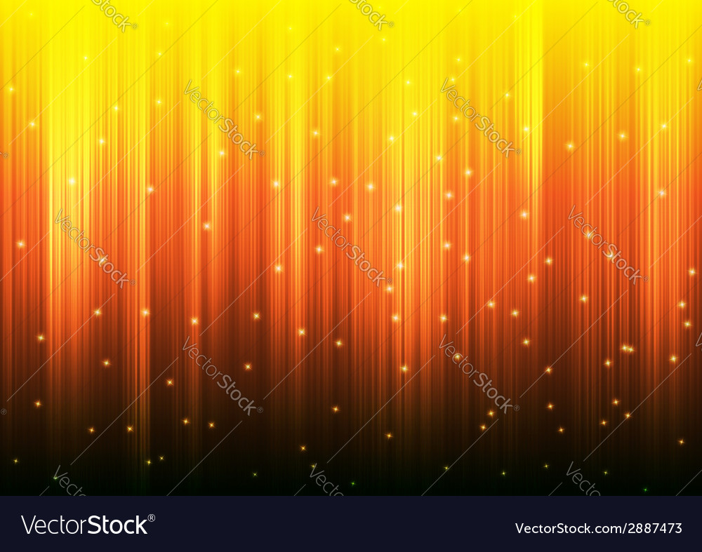 Abstract light ray background vector