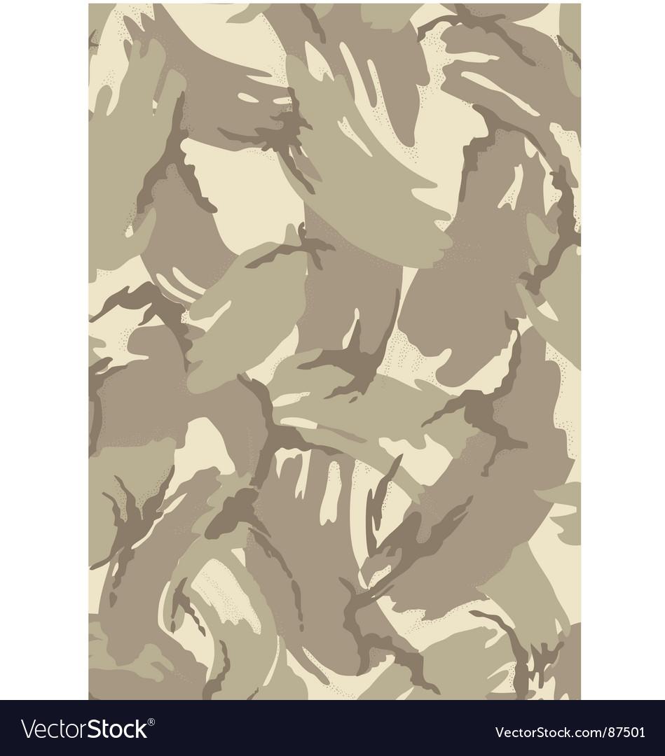 Camouflagearmy vector