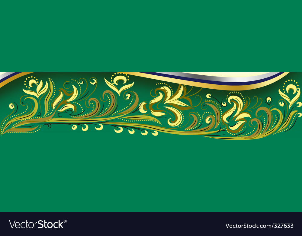 Royal page vector