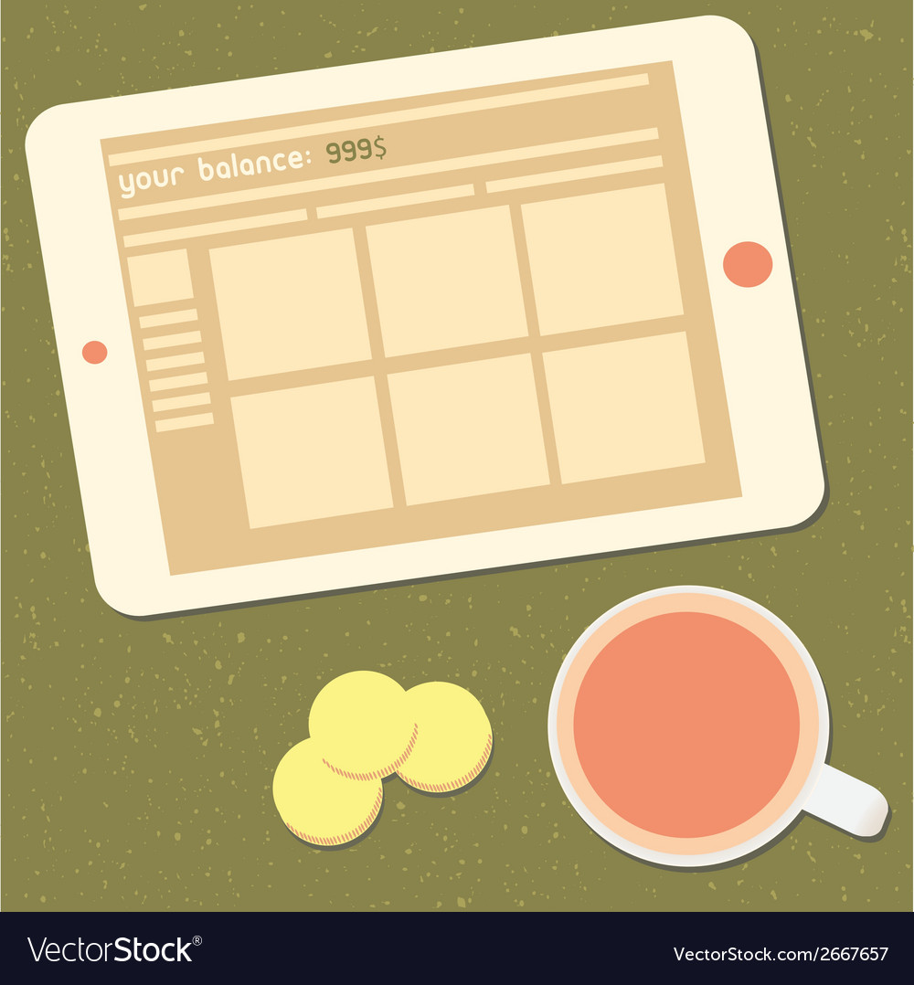 Freelance and money vector