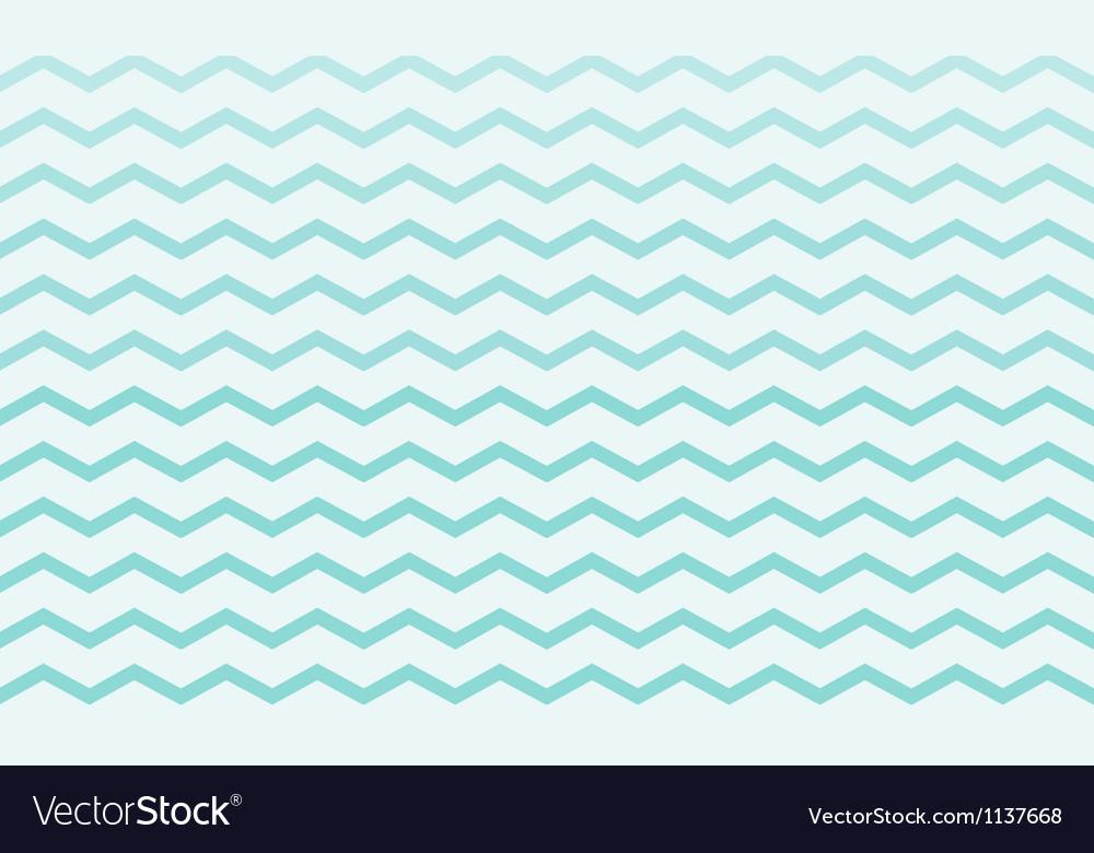 A blue line vector