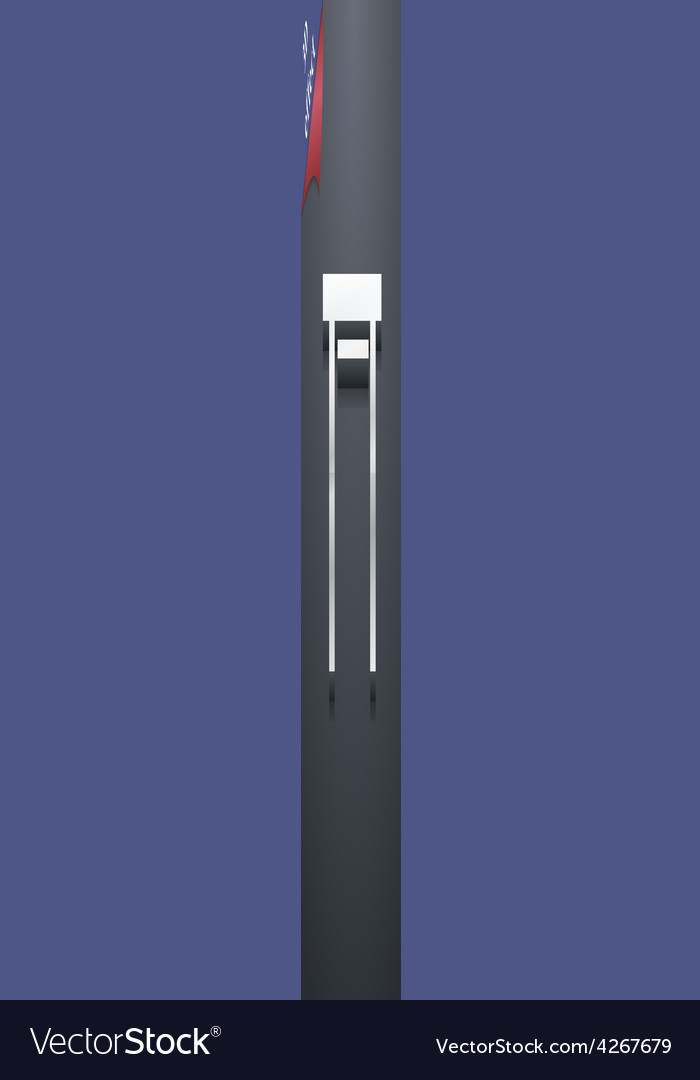 Stool seat icon symbol 3d style trendy modern vector