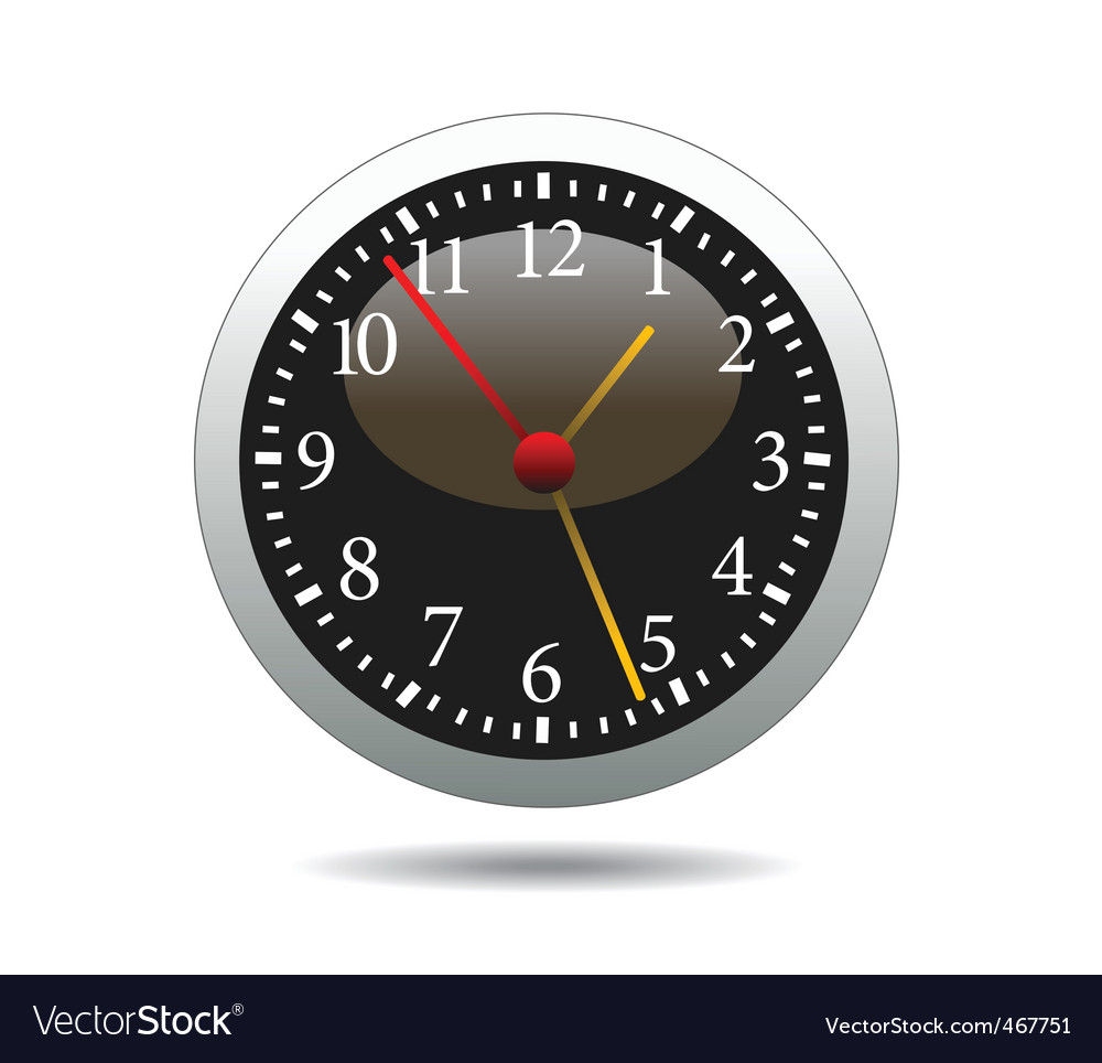 Measurement clock vector