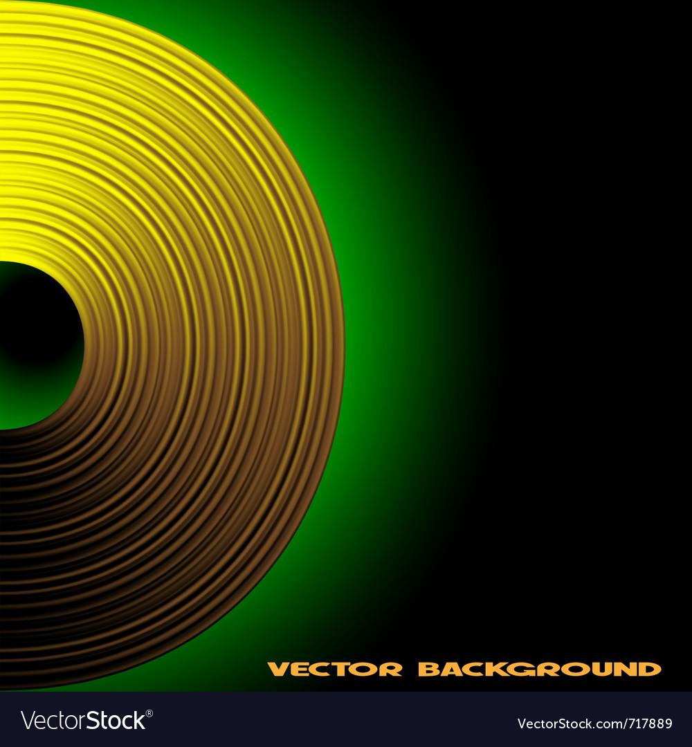 Elegant minimalist abstract background vector
