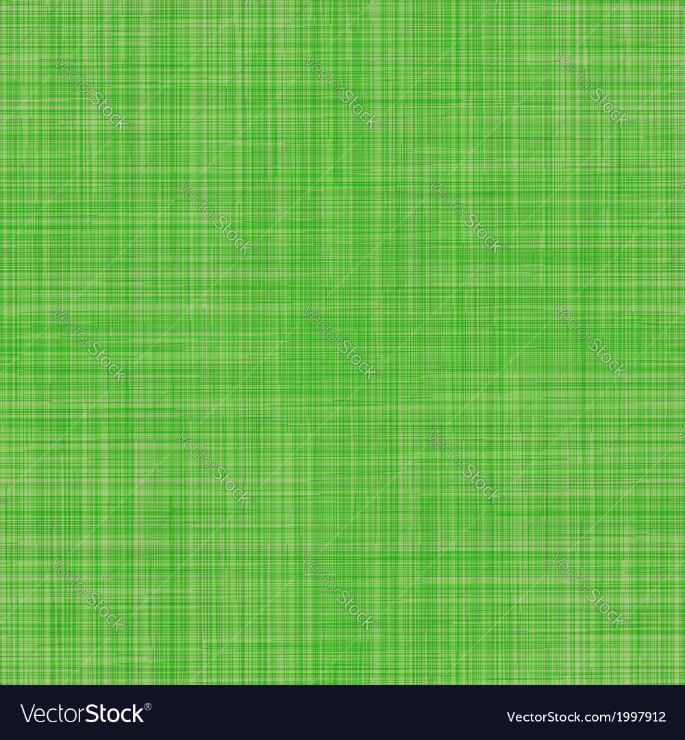 Green cloth vector