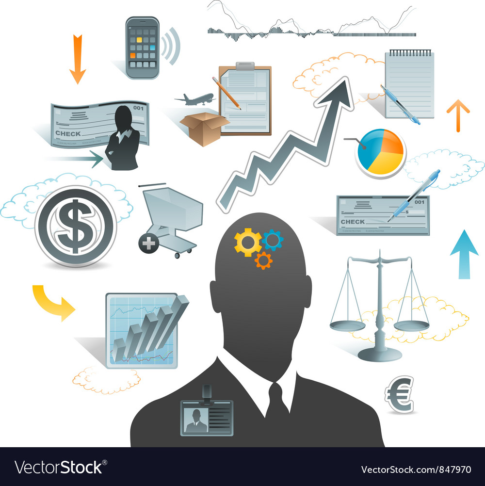Business ideas vector