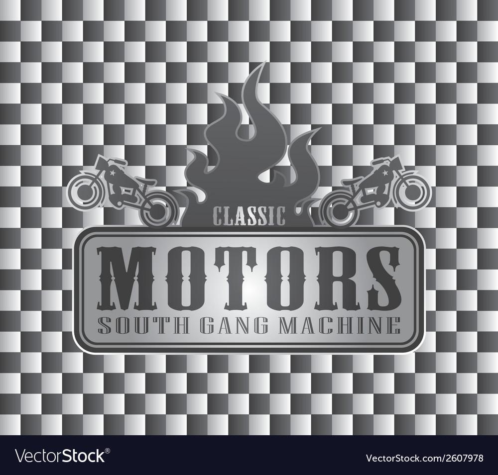 Motors vector