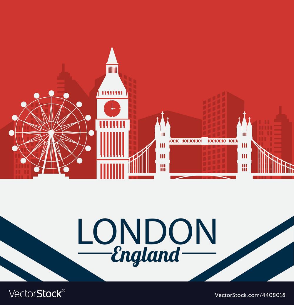 London design vector
