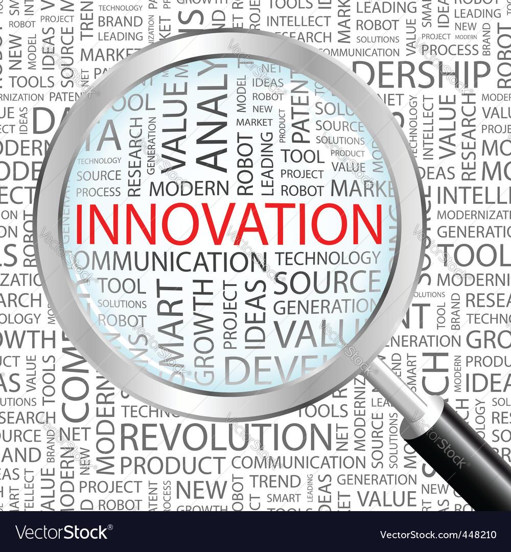 Innovation vector