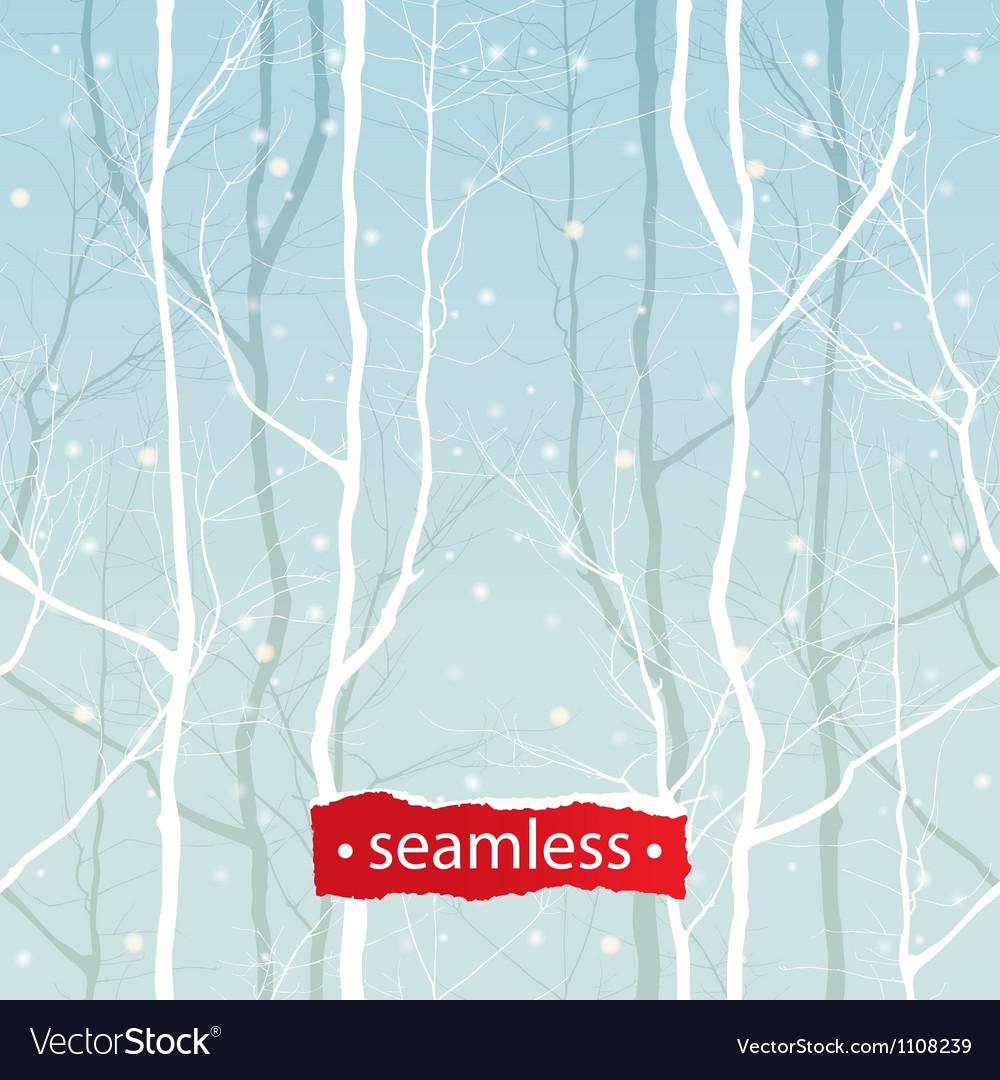 Scandinavian seamless vector