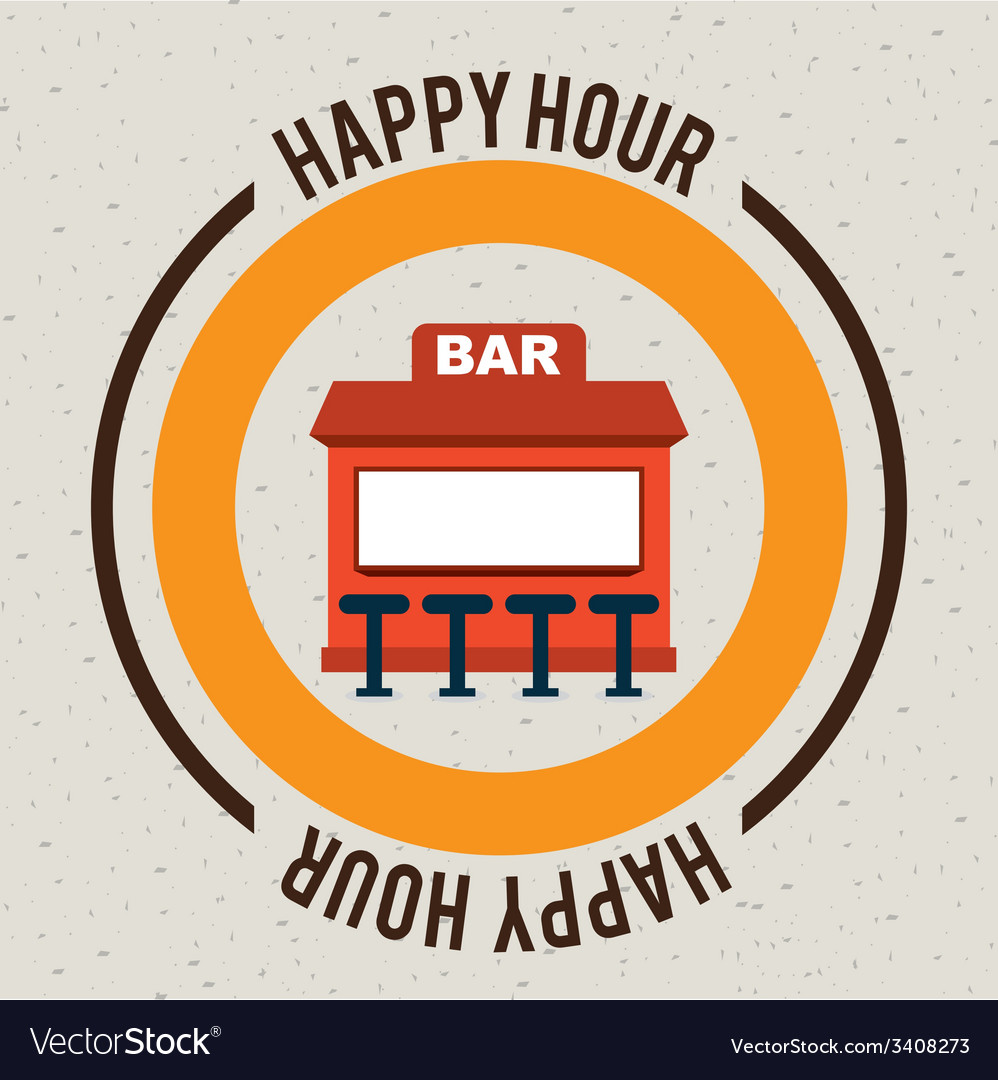 Bar design vector