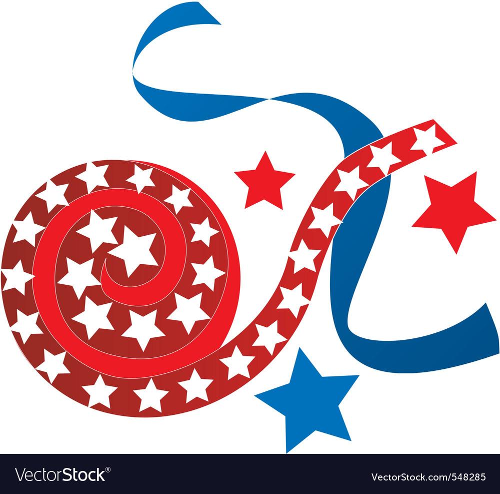 Independence celebration vector
