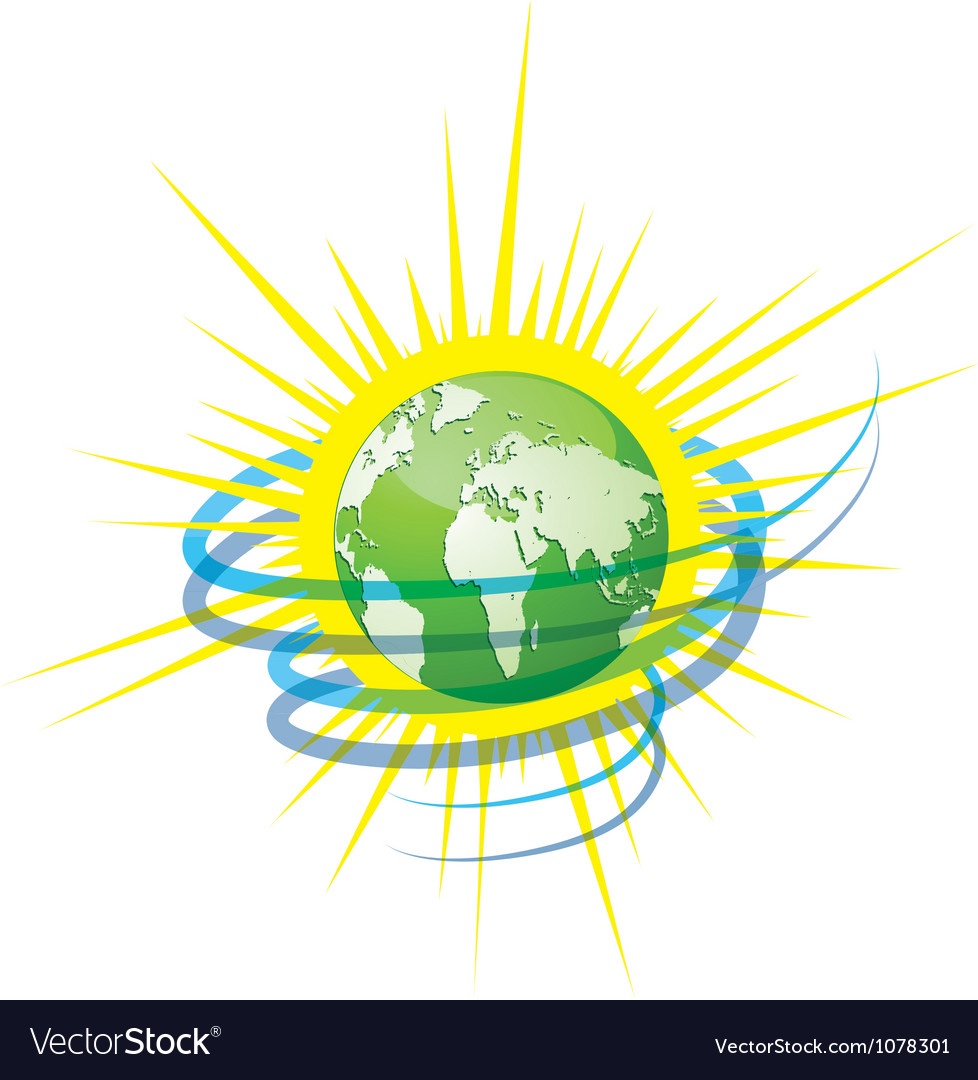 Planet energy vector