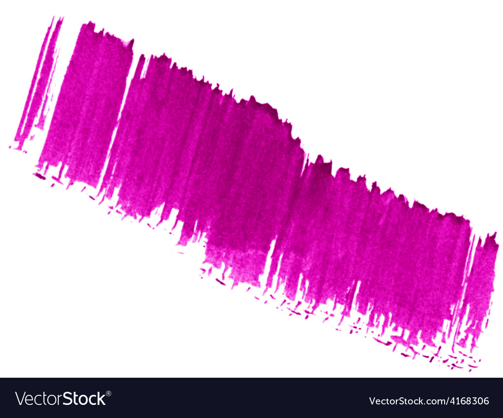 Abstract stain watercolors vector