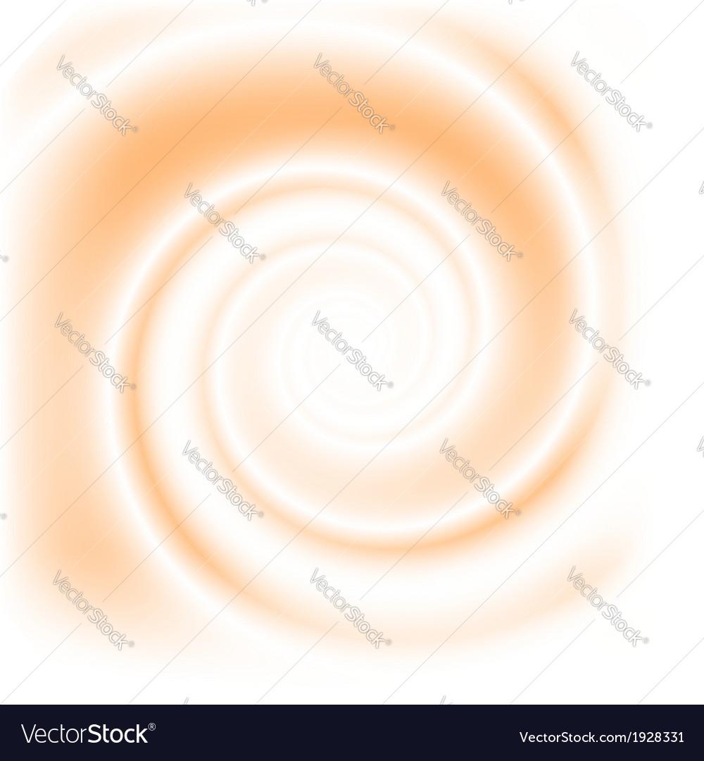 Milky swirl vector