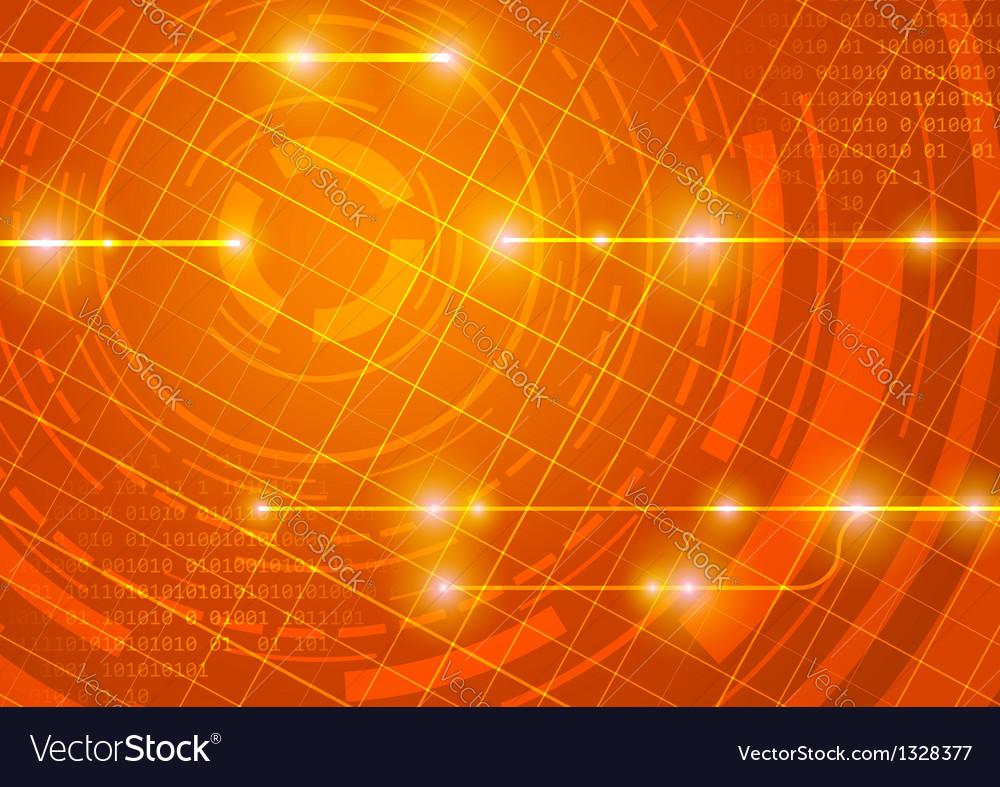 Internet layout background - energy vector