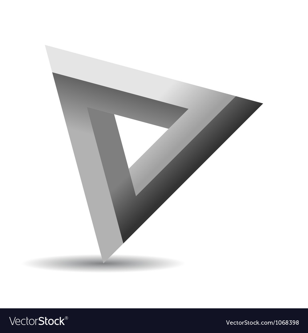Impossible shape vector