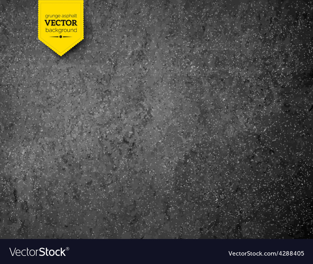 Asphalt texture vector