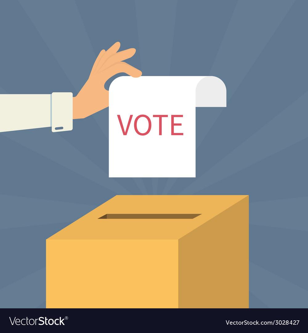 Voting vector