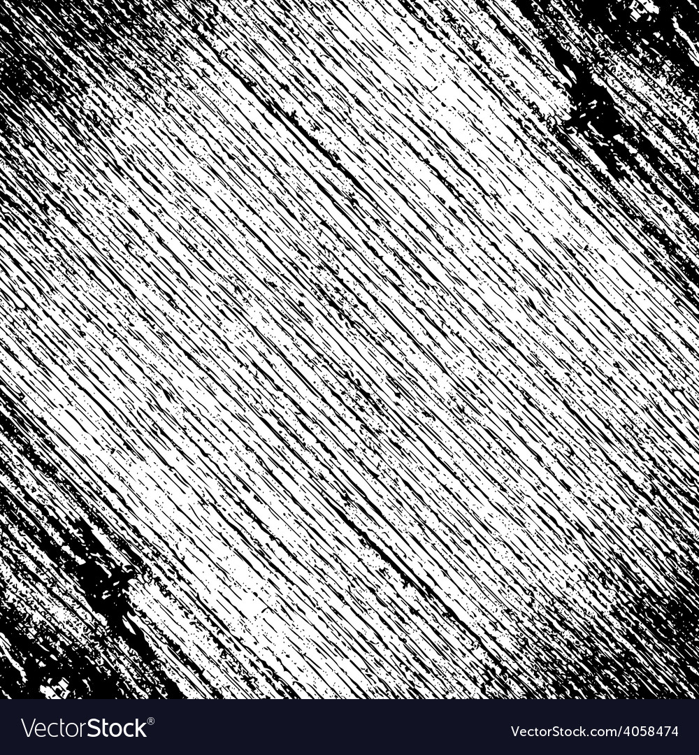Weathered wood texture vector