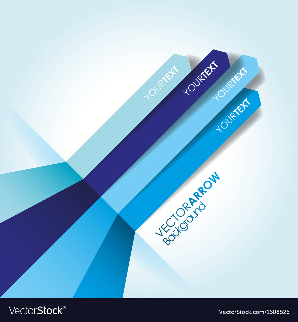 Blue line background vector