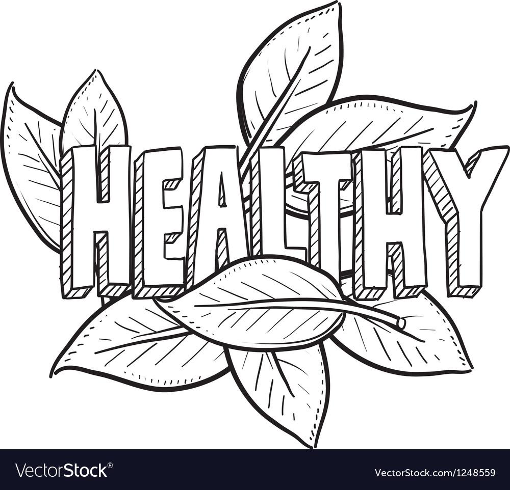 Healthy vector