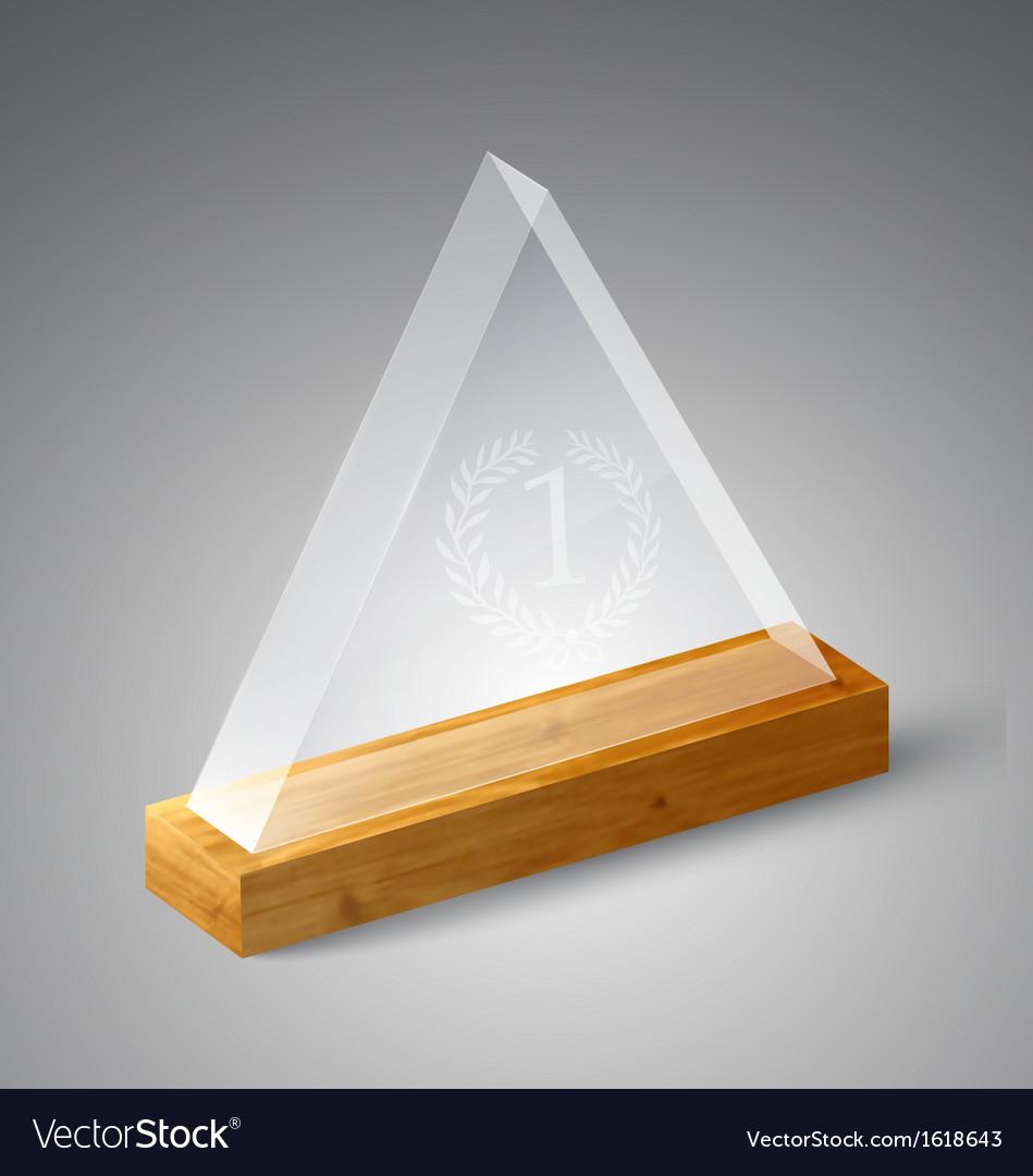 Realistic award vector