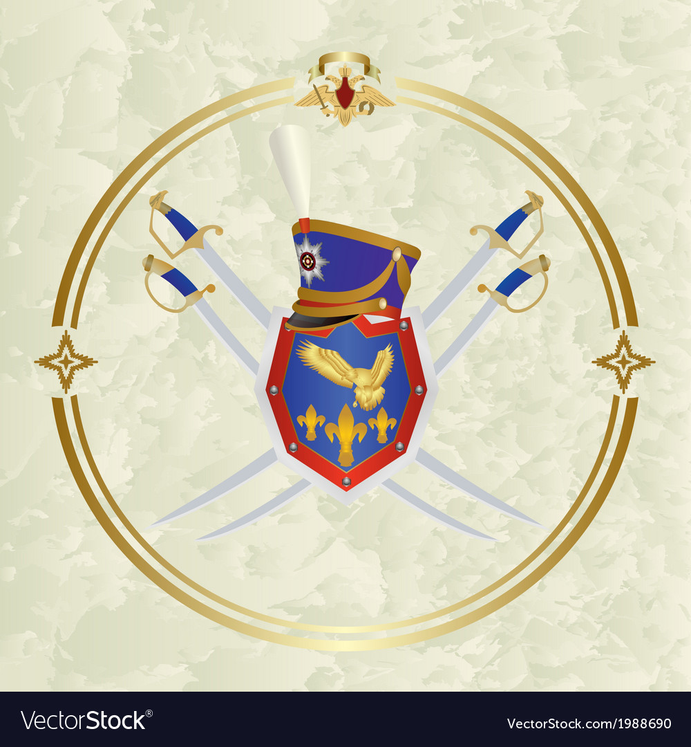 Busby sword and shield-1 vector