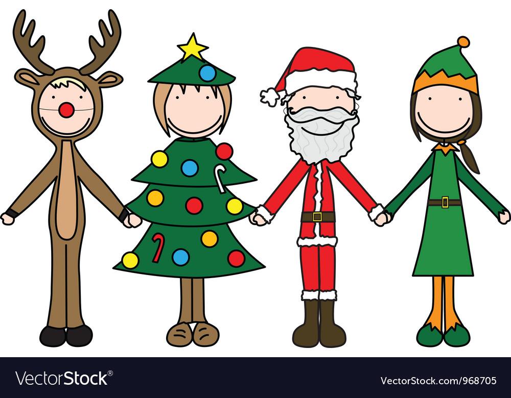 Christmas 2 vector