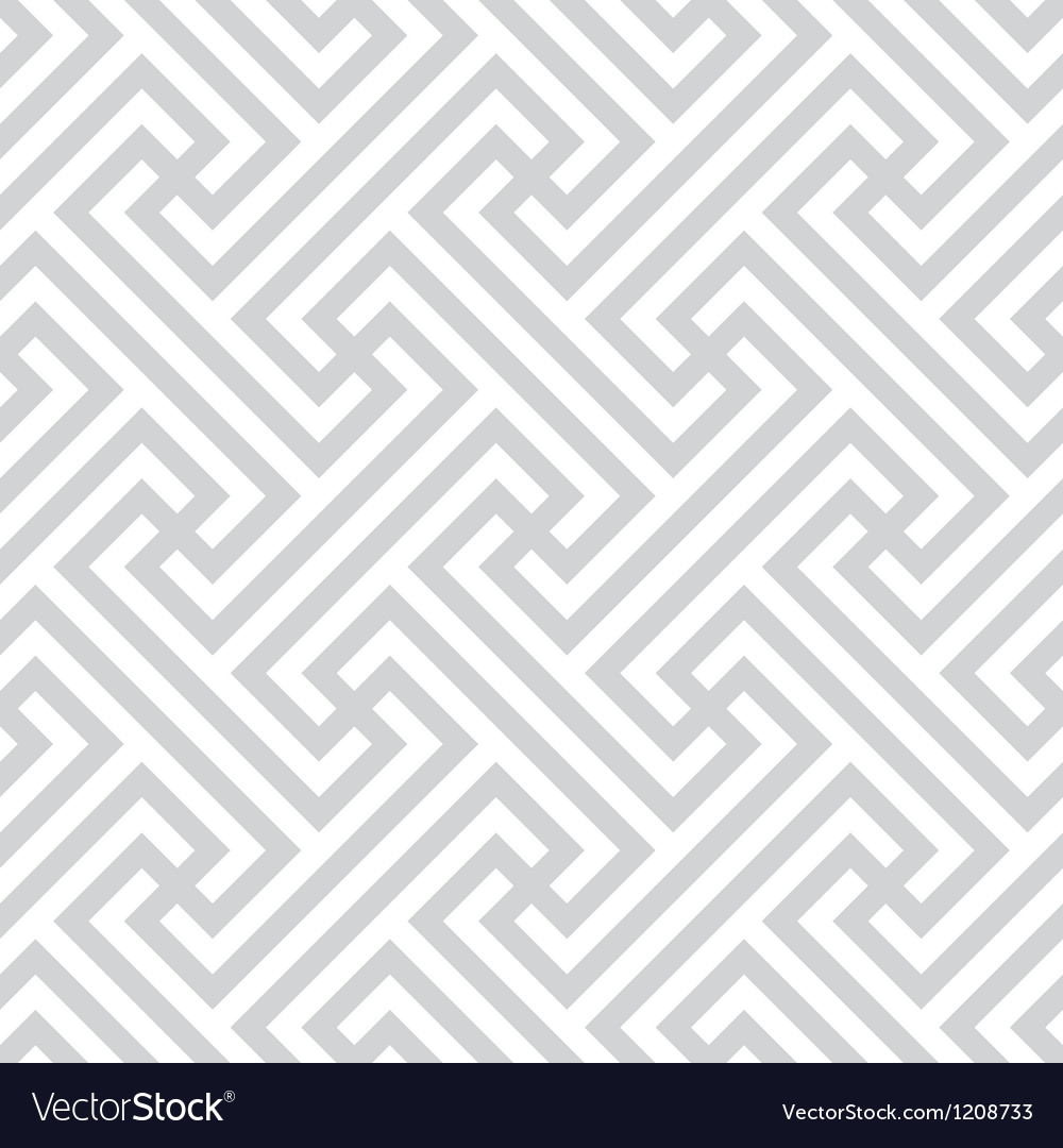 Ethnic geometric pattern vector