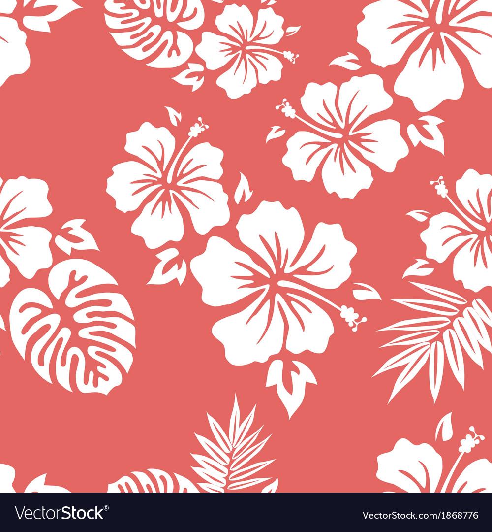 Hawaiian shirt vector