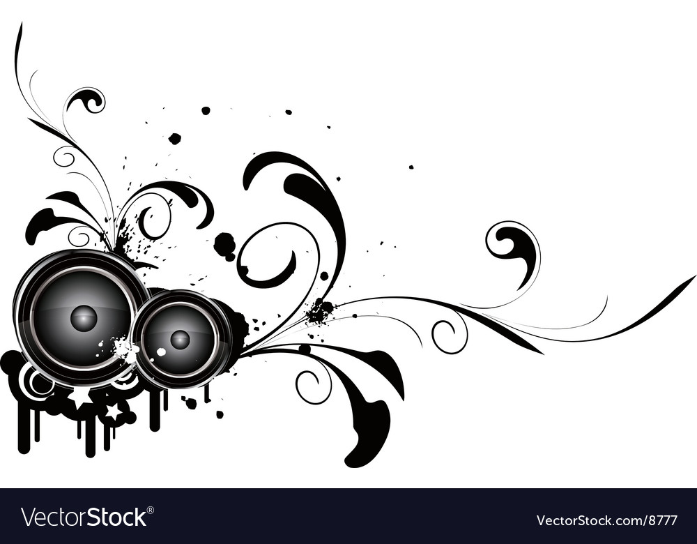 Stereo pattern vector