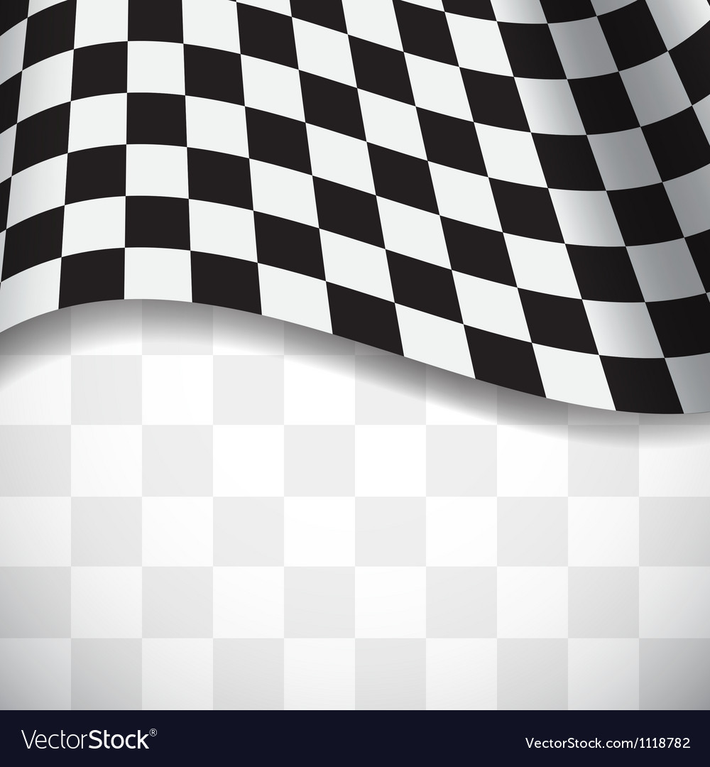 Racing background vector