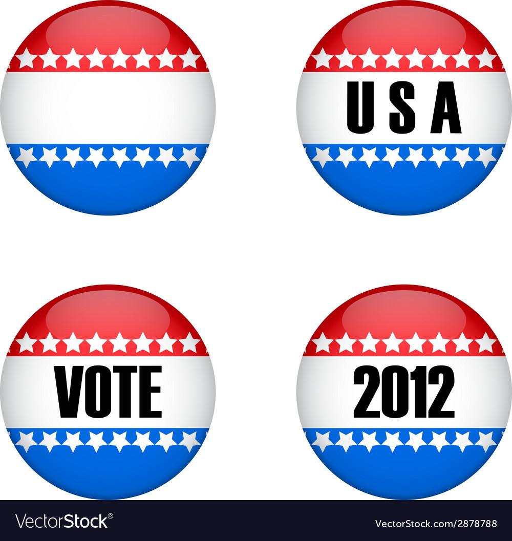 Usa vote vector