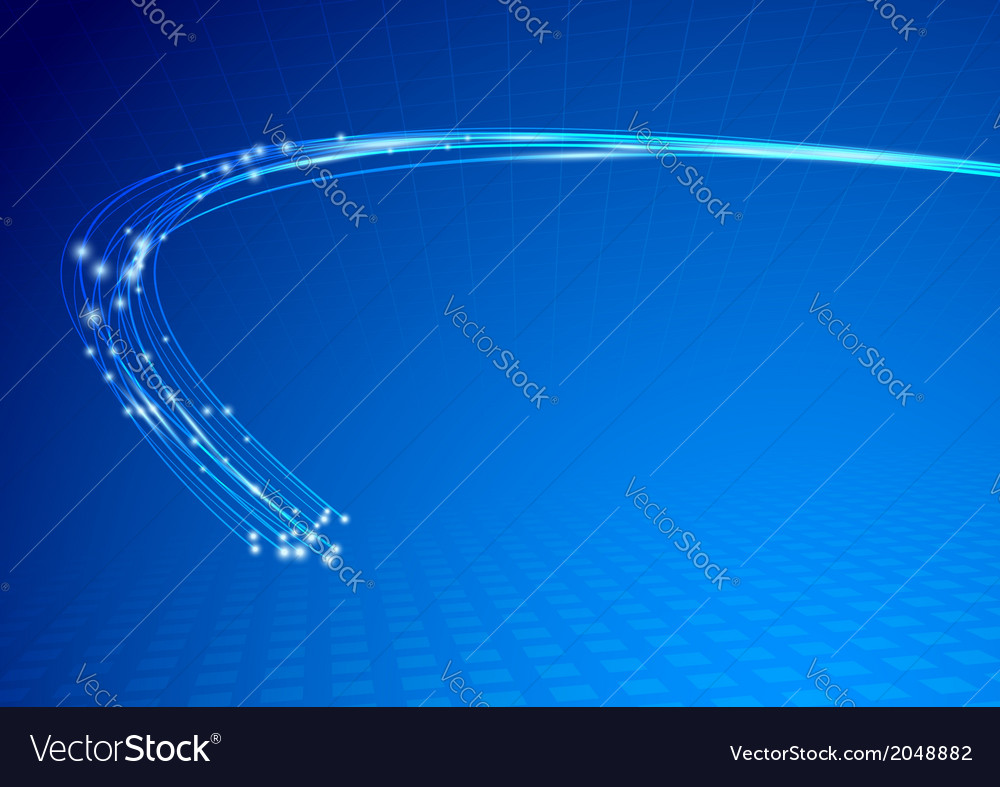Cable impulse abstract background template vector