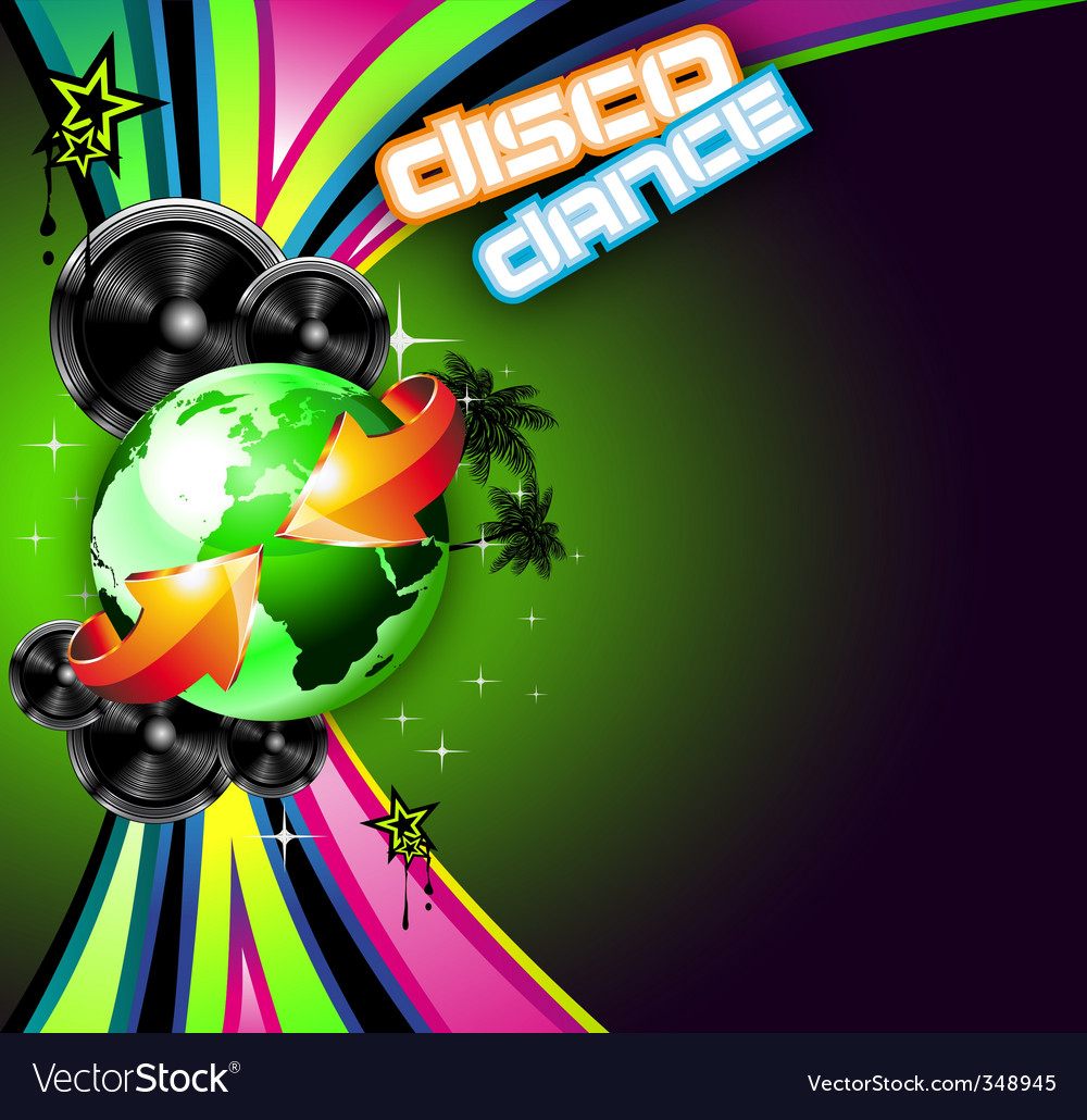 Music event vector