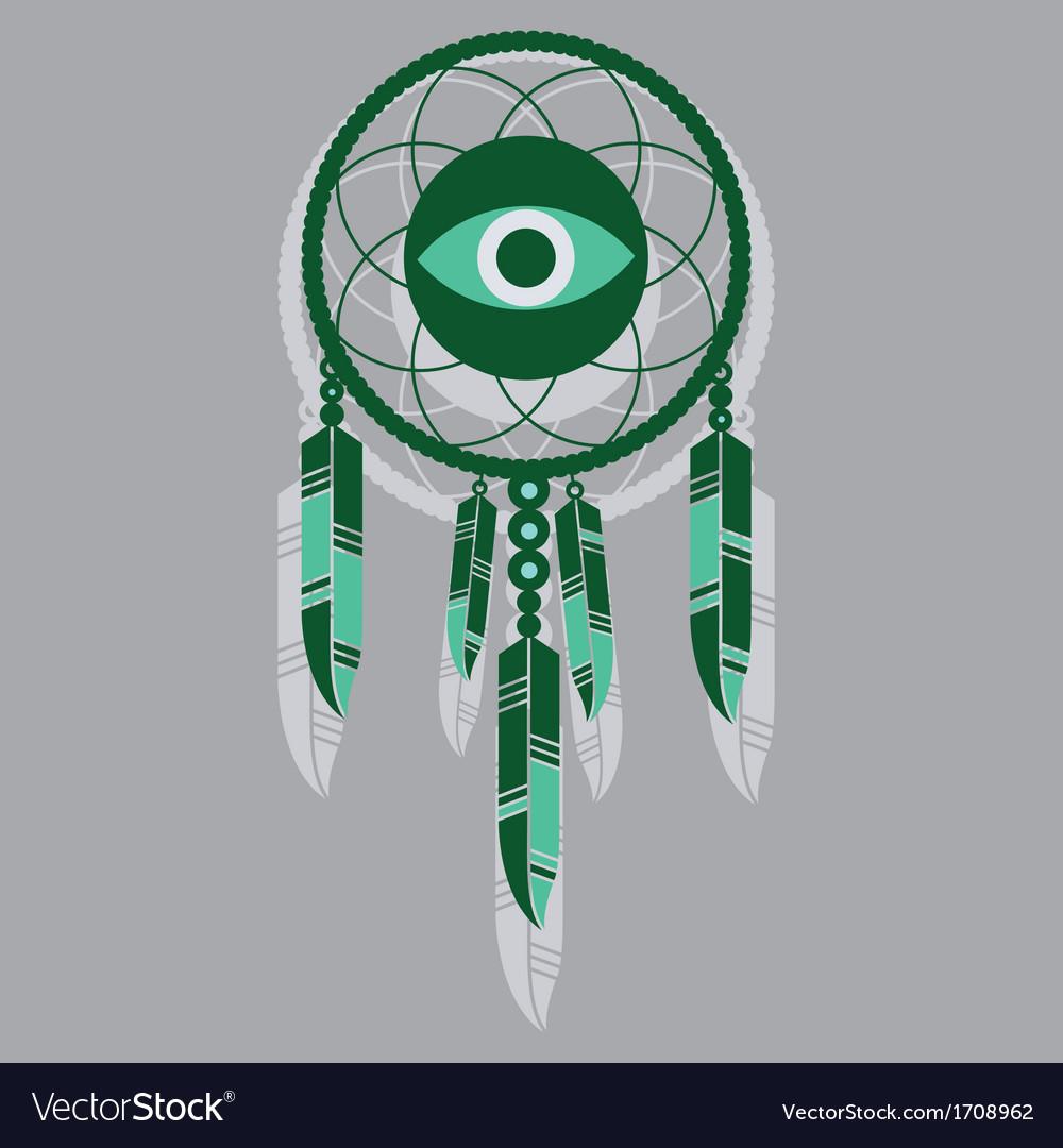 Dreamcather design vector