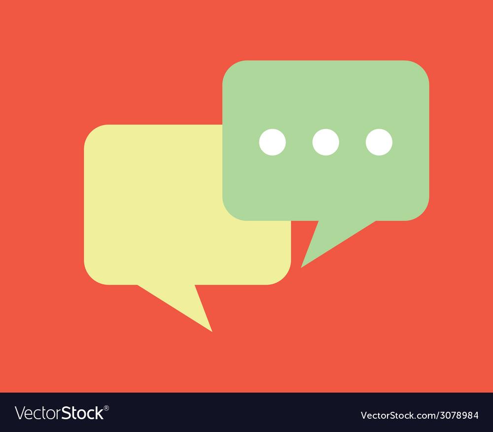 Speech design vector