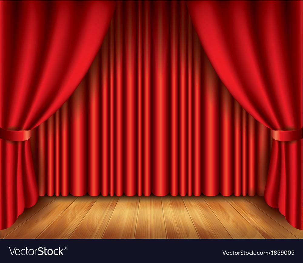 Object curtain vector